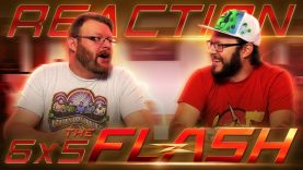 The Flash 6×5 Reaction