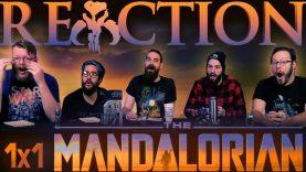 The Mandalorian 1×1 Reaction