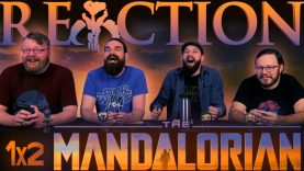 The Mandalorian 1×2 Reaction
