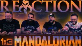 The Mandalorian 1×3 Reaction