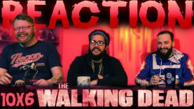 The Walking Dead 10×6 Reaction