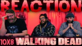 The Walking Dead 10×8 Reaction