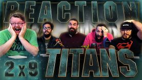 Titans 2×9 Reaction
