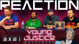 Young Justice 3×21 Reaction EARLY ACCESS