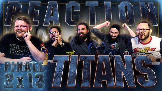 Titans 2×13 Thumbnail