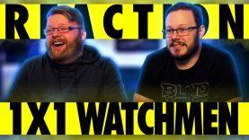 Watchmen 1×1 Reaction Thumbnail