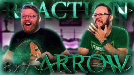 Arrow 8×7 Reaction