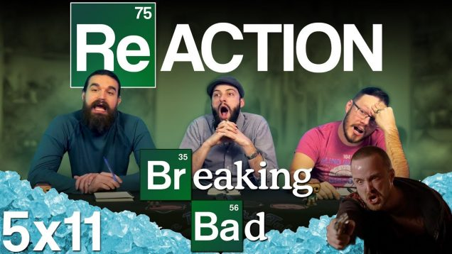 Breaking Bad 5×11 Reaction EARLY ACCESS