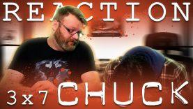 Chuck 3×7 Reaction EARLY ACCESS
