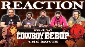 Cowboy Bebop: The Movie Reaction EARLY ACCESS