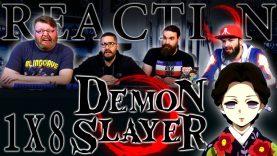 Demon Slayer 1×8 Reaction EARLY ACCESS