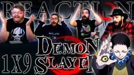 Demon Slayer 1×9 Reaction EARLY ACCESS