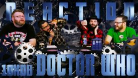 Doctor Who 10×8 Reaction EARLY ACCESS