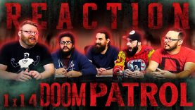 Doom Patrol 1×14 Reaction EARLY ACCESS