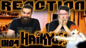 Haikyuu 1×4 Reaction EARLY ACCESS