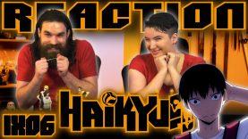 Haikyuu 1×6 Reaction EARLY ACCESS