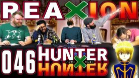 Hunter x Hunter 46 Reaction EARLY ACCESS