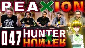 Hunter x Hunter 47 Reaction EARLY ACCESS