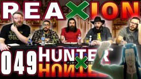Hunter x Hunter 49 Reaction EARLY ACCESS