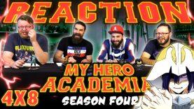 My Hero Academia 4×8 Reaction
