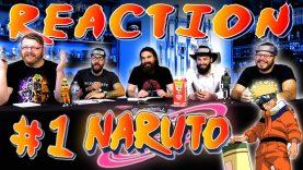 Naruto 01 Reaction