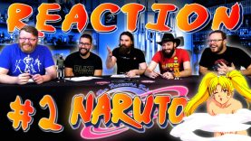 Naruto 02 Reaction EARLY ACCESS