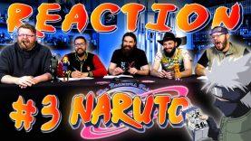 Naruto 03 Reaction EARLY ACCESS