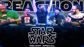 Star Wars Holiday Special Reaction EARLY ACCESS