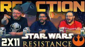 Star Wars Resistance 2×11 Reaction