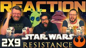 Star Wars Resistance 2×9 Reaction