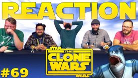 Star Wars: The Clone Wars 69 Reaction EARLY ACCESS