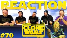 Star Wars: The Clone Wars 70 Reaction EARLY ACCESS