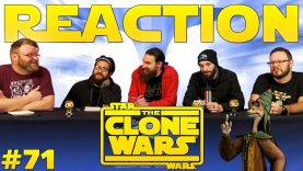 Star Wars: The Clone Wars 71 Reaction EARLY ACCESS