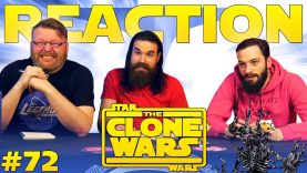 Star Wars: The Clone Wars 72 Reaction EARLY ACCESS