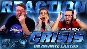 The Flash 5×9 Reaction COIE Part 3