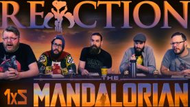 The Mandalorian 1×5 Reaction