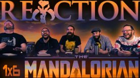 The Mandalorian 1×6 Reaction