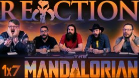 The Mandalorian 1×7 Reaction