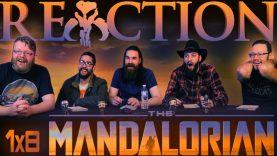 The Mandalorian 1×8 Reaction