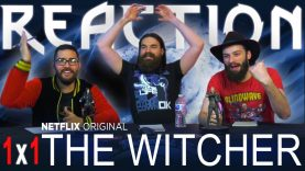 The Witcher 1×1 Reaction