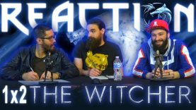 The Witcher 1×2 Reaction EARLY ACCESS