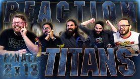 Titans 2×13 Reaction