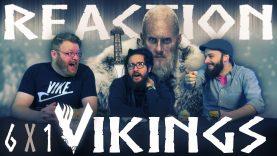 Vikings 6×1 Reaction