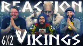 Vikings 6×2 Reaction