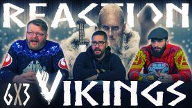 Vikings 6×3 Reaction