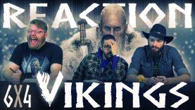 Vikings 6×4 Reaction