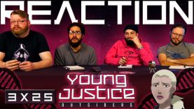 Young Justice 3×25 Reaction EARLY ACCESS