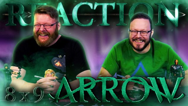 Arrow 8×9 Reaction Thumbnail