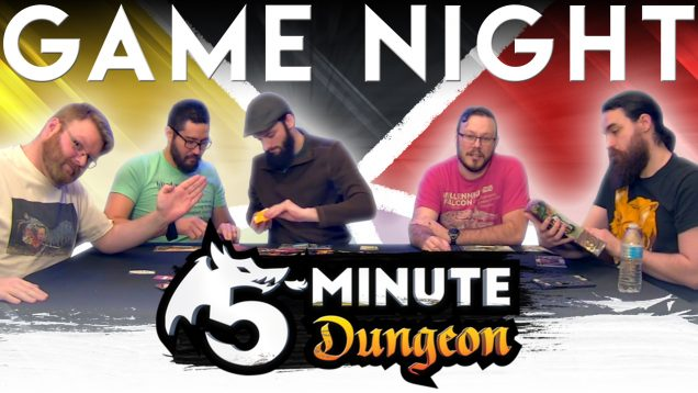 Game-Night-5-Minute-Dungeon