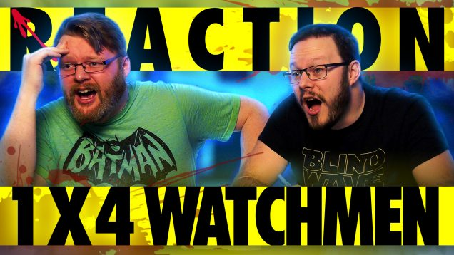 Watchmen 1×4 Reaction Thumbnail